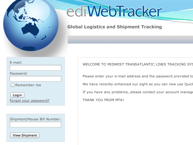 Midwest Transatlantic Lines, Inc  - International Freight Forwarding